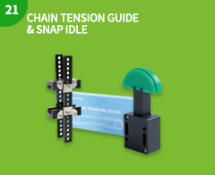CHAIN TENSION GUIDE